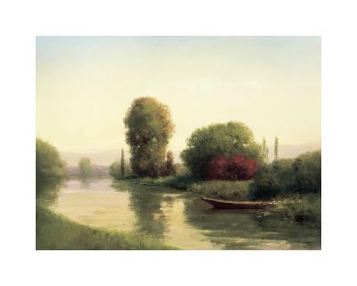 By the Riverside-Udell-Giclee Print