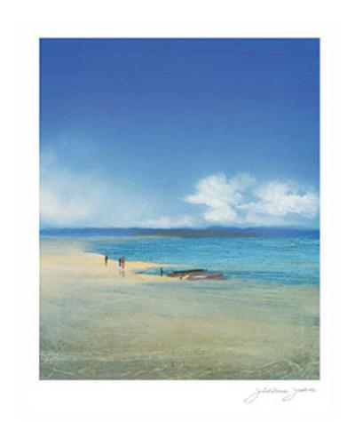 By the Sea III-Juliane Jahn-Art Print