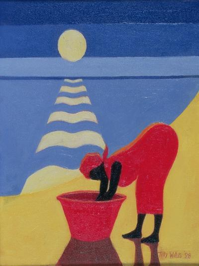 By the Sea Shore, 1998-Tilly Willis-Giclee Print
