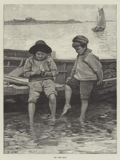 By the Sea--Giclee Print