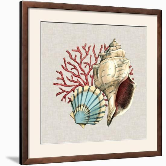 By the Seashore II-Megan Meagher-Framed Photographic Print