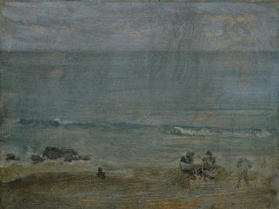 By the Shore, St-James Abbott McNeill Whistler-Giclee Print