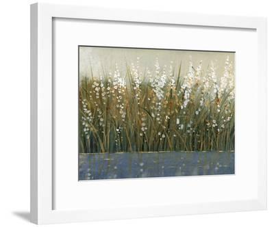 By the Tall Grass II-Tim O'toole-Framed Art Print