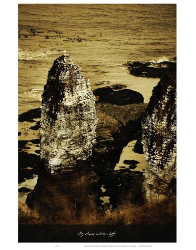 By Those White Cliffs-Graham Rhodes-Art Print