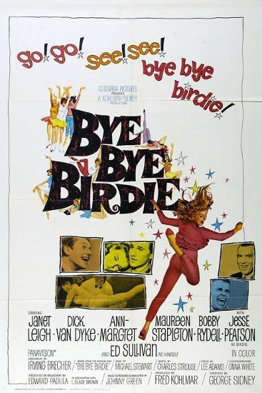 Bye Bye Birdie, 1963, Directed by George Sidney--Giclee Print