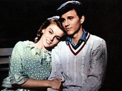 Bye Bye Birdie, Ann-Margret, Bobby Rydell, 1963--Photo