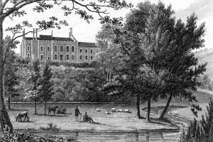 Betchworth Castle, Surrey, 19th Century by Byrne