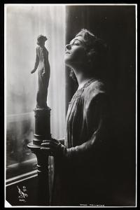 Alla Nazimova, 1915 by Byron Company