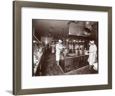 The Kitchen at the Ritz-Carlton Hotel, c.1910-11