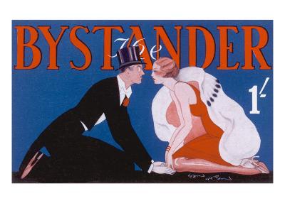 Bystander Masthead by Leon Heron, 1930--Giclee Print