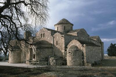 Byzantine Church of Angeloktisti, 11th Century, Kiti, Cyprus--Photographic Print