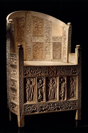 Chair of Bishop Maximian