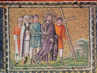 The Road to Calvary, Scenes from the Life of Christ