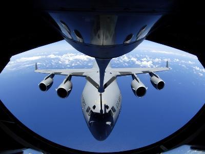 C-17 Globemaster III-Stocktrek Images-Photographic Print