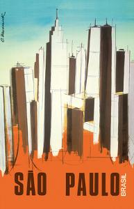 Sao Paulo - Brasil (Brazil) - Skyline by C^ Brunswick