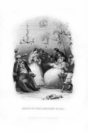 Grist to the Lawyer's Mill, 1872