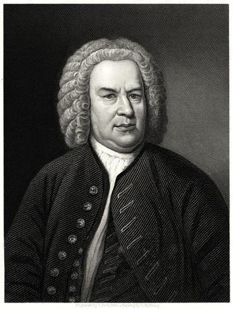 Johann Sebastian Bach, 19th Century
