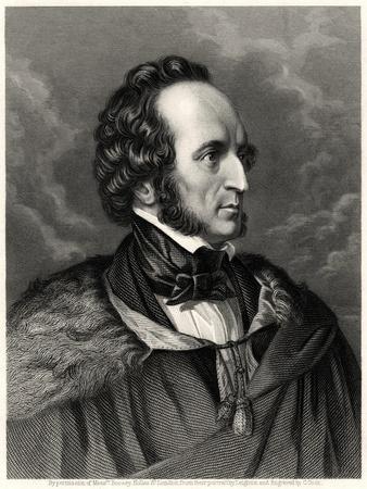 Mendelssohn, 19th Century