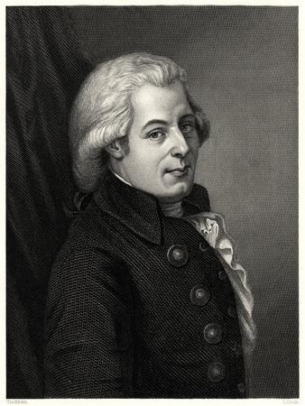 Mozart, 19th Century