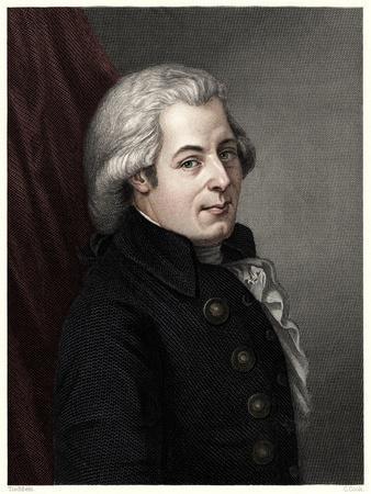 'Mozart', 19th century