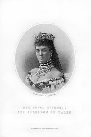 Princess Alexandra of Denmark, Princess of Wales, 1899