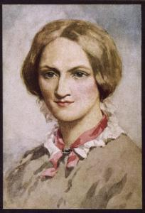 Charlotte Bronte Writer by C^e^ Brock