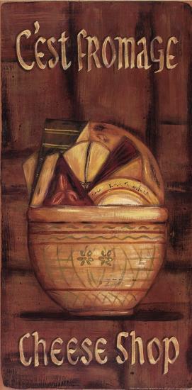 C'est Fromage-Grace Pullen-Art Print
