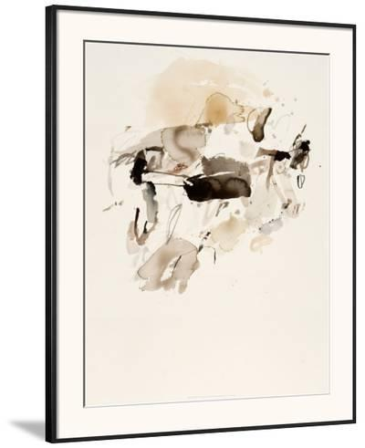 C'est La Question, 2005-Gabriel Belgeonne-Framed Art Print