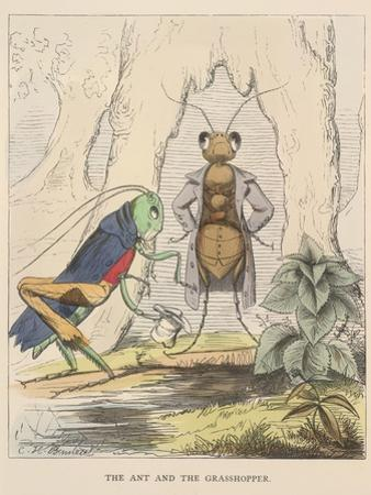 Aesop Fables by C.H. Bennett