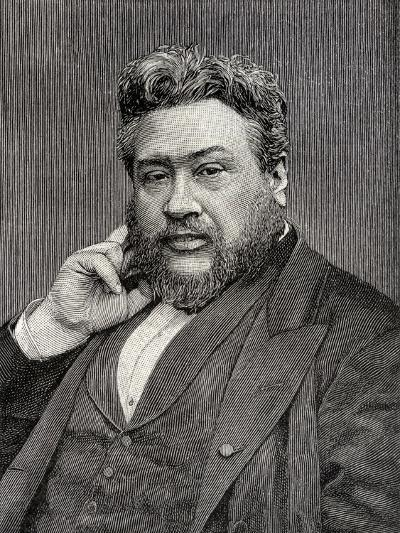 C.H. Spurgeon, from 'The English Illustrated Magazine', 1891-92--Giclee Print