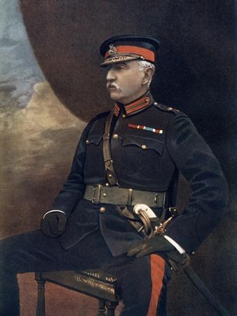Lieutenant-General Thomas Kelly-Kenny, Commanding 6th Division, South Africa Field Force, 1902