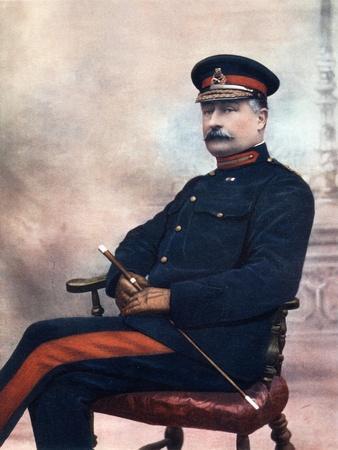 Major-General Charles Edmond Knox, Commanding 12th Brigade, South Africa, 1902