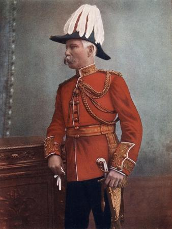 Major-General Gh Marshall, Commanding Royal Artillery, South Africa Field Force, 1902