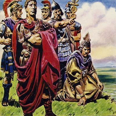 Following the Conquest of Gaul, Julius Caesar Set His Sights on Britain