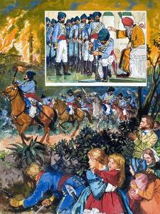 India: The Sikh Wars by C.l. Doughty
