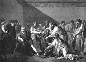 Hippocrates, Artaxerxes by C Laplante