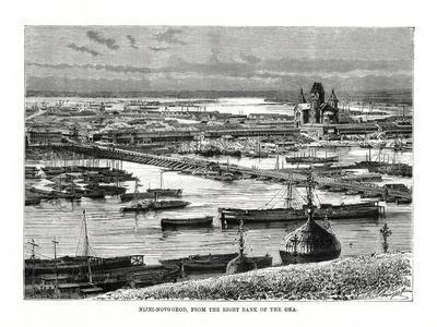 Nizhniy Novgorod, Russia, 1879