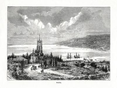 Yalta, Southern Ukraine, 1879