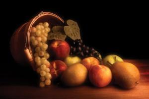 Basket of Fruit by C^ McNemar