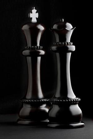 Chessmen I by C. McNemar