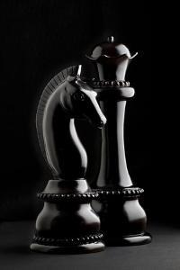 Chessmen III by C. McNemar