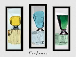 Perfume Triptych IV by C. McNemar
