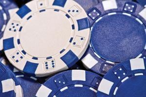 Poker Chips II by C. McNemar