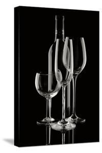 Wine Reflections II by C^ McNemar