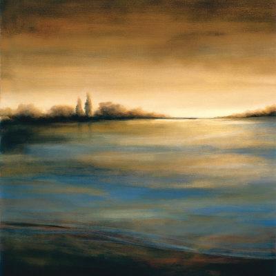 Stewart Lake at Dawn II