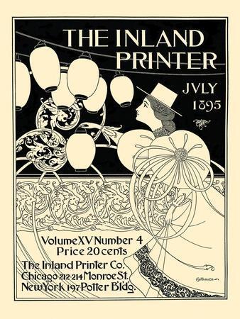 The Inland Printer, July 1895