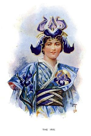 The Iris, 1899