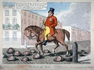 The Regent's Hack, 1812