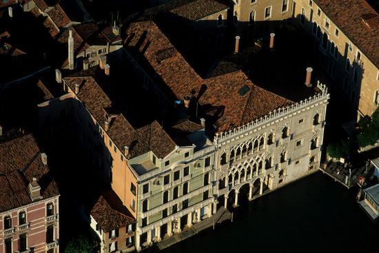 Ca' D'Oro, a Palace on the Grand Canal in Venice-Marcello Bertinetti-Photographic Print