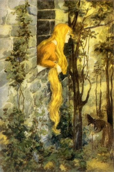 CA Fairy 16-Vintage Apple Collection-Giclee Print